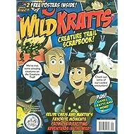 Wild Kratts Magazine September 2018 Central Trail Scrapbook