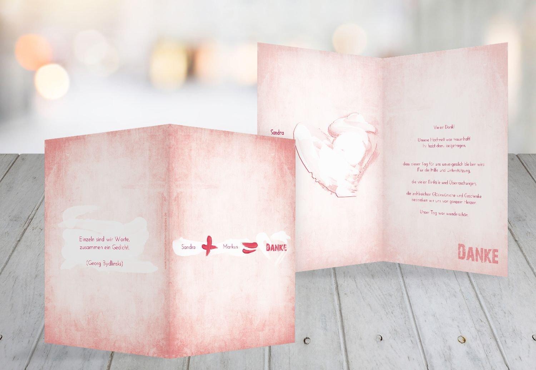 Kartenparadies Danksagung für für für Hochzeitsgeschenke Hochzeit Dankeskarte Du  Ich  Liebe 2, hochwertige Danksagungskarte Hochzeitsglückwünsche inklusive Umschläge   20 Karten - (Format  105x148 mm) Farbe  Matschgrün B01MZC71AO | Versc 69f044