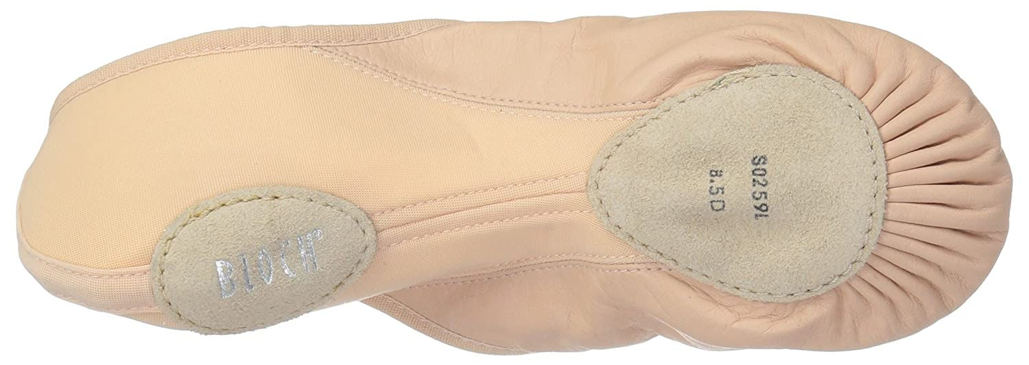 Bloch Women's Neo-Hybrid Dance Shoe B005ABI66Y 3 W US|Pink