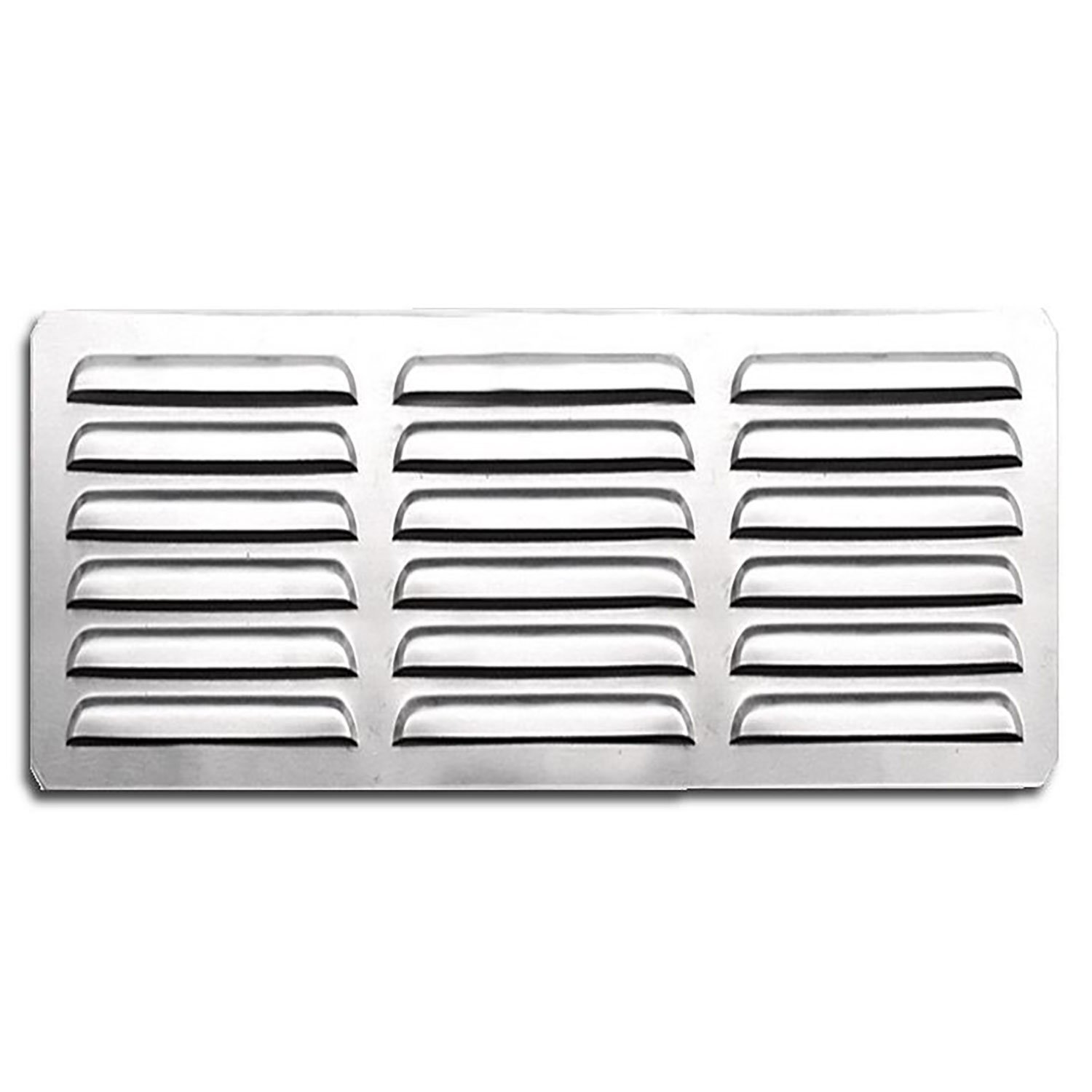 Summerset Grills SSIV-M 304 Stainless Steel Outdoor Masonry Island Mounted Vent