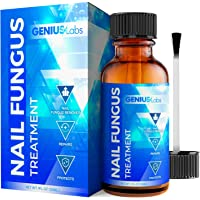 GENIUS Nail Fungus Treatment - Fungal Repair For Thick Toenails, Fingernails & Toenails, Repairs and Protects from…