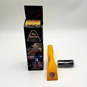 Vacuum Proscraper with reversible blade