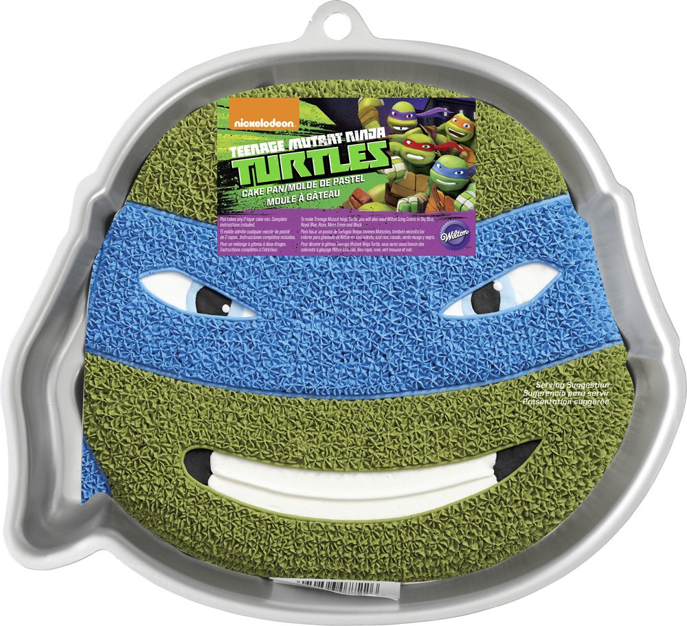 Wilton Teenage Mutant Ninja Turtles Cake Pan