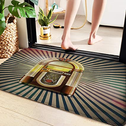 tapis de bain antiderapant 60x100 cm