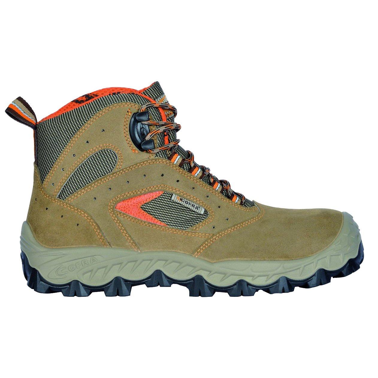 Cofra FW000/ /000.w44/tama/ño 44/S1/P SRC Nuevo j/ónico/ /Zapatos de Seguridad marr/ón