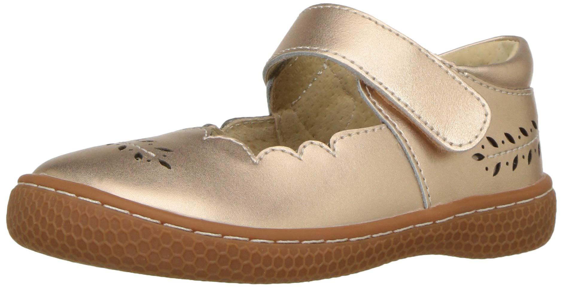 Livie & Luca Juniper Leather Mary Jane Flat Shoes, Toddler/Little Kid, Girls
