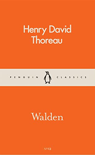 Walden (Pocket Penguins)