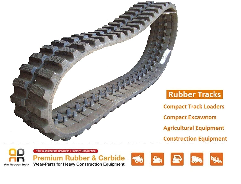 Amazon com: Rio Rubber Track - 320x86x49C BOBCAT T590 Skid