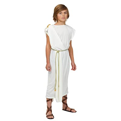 Fun Costumes Boys Toga Costume: Clothing