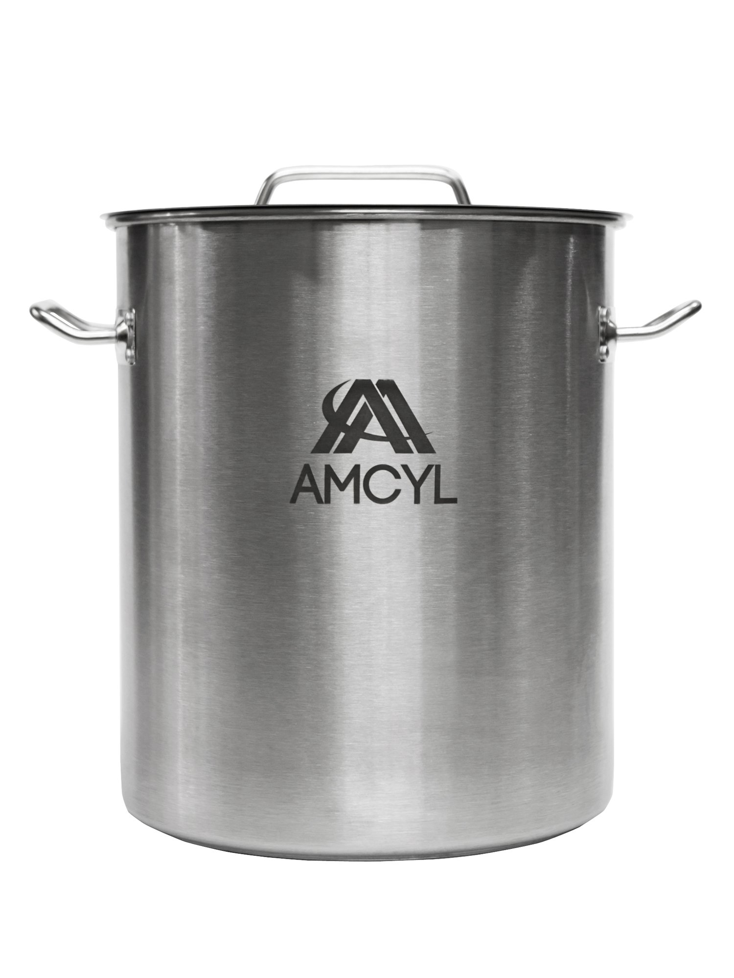 8 Gallon Brew Kettle Stainless Steel