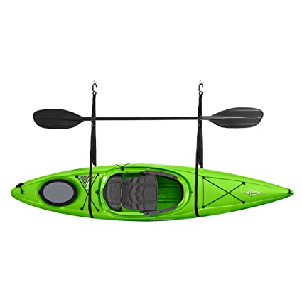 RAD Sportz Garage Canoe 55 Lb Capacity Single Kayak Storage Strap