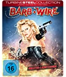 Barb Wire - Unrated (Turbine Steel Collection) [Blu-ray] [Limited Edition]