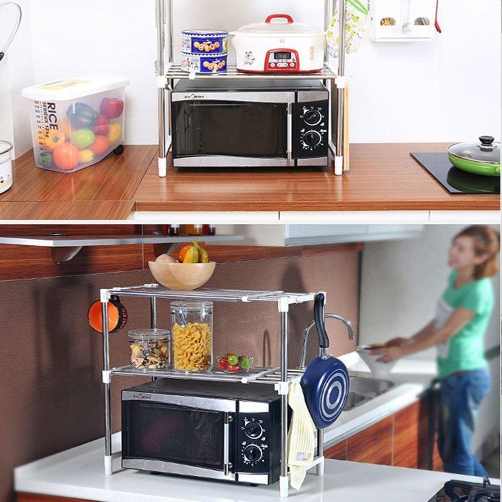 Estante del estante del horno de microondas del almacenamiento del ...