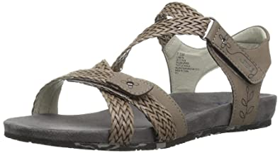 df6f1359e11 JBU by Jambu Women s Loreta Gladiator Sandal Grey 6 ...