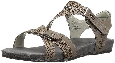 2578dd2e408 JBU by Jambu Women s Loreta Gladiator Sandal Grey 6 ...