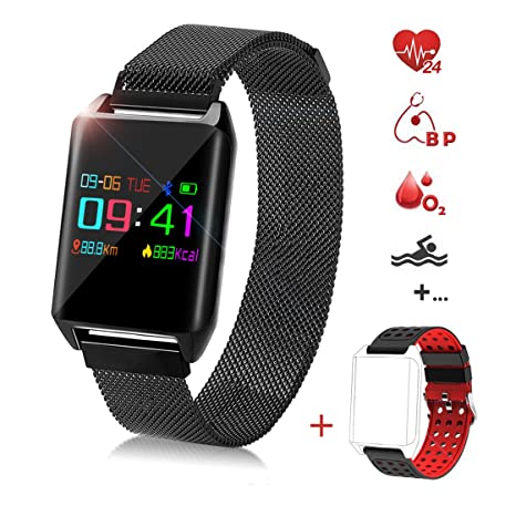Lovely Justice Fitness Tracker Manual