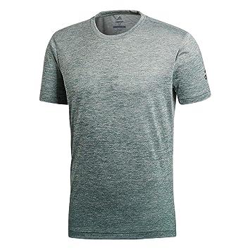 adidas Freelift Gradient T-Shirt à Manches Courtes pour Homme S Ash  Silver Raw a5e7dd8a9d3