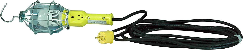 10 Watt LED Bulb LED Trouble Light//Hand Lamp//Drop Light 12 Foot SJOW Cord