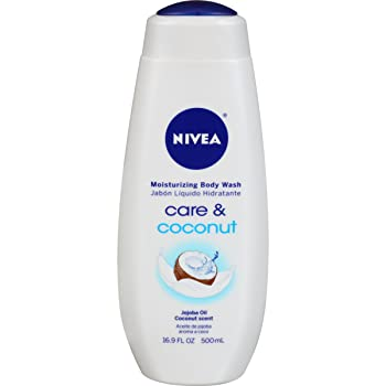 NIVEA Care and Coconut Moisturizing Body Wash