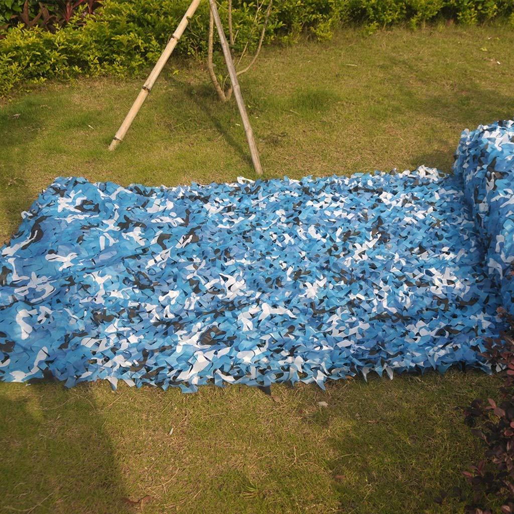 GSPMC Rete mimetica blu rete rete rete copertura mimetica per la caccia campeggio militare ombreggiatura 2M-5M (dimensioni   3  3m) B07GQLF8X2 33m | Acquista  | Il materiale di altissima qualità  | Spaccio  | Ottima qualità  b20d4d
