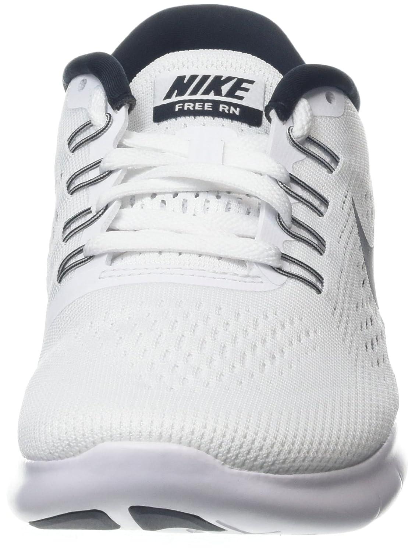 Nike Women s WMNS Free RN, White Black
