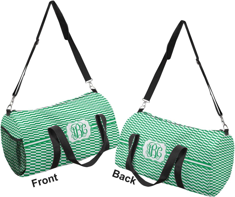 YouCustomizeIt Zig Zag Duffel Bag Personalized