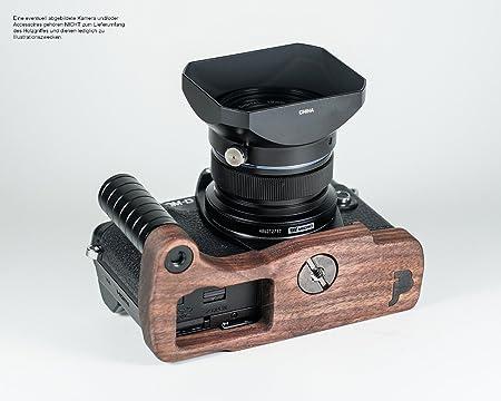 Handgefertigter Kameragriff Für Olympus Om D E M10 Mark Elektronik