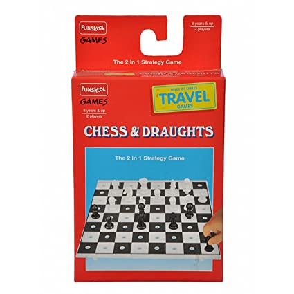 Buy funskool travel chess and draught online at low prices in india funskool travel chess and draught fandeluxe Image collections