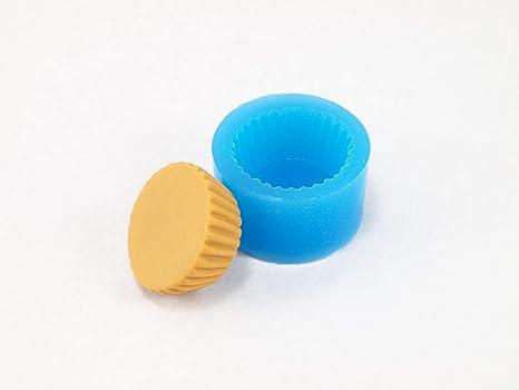 Molde de silicona mini para pasta Fimo, plastilina, resina o porcelana fría, diseño