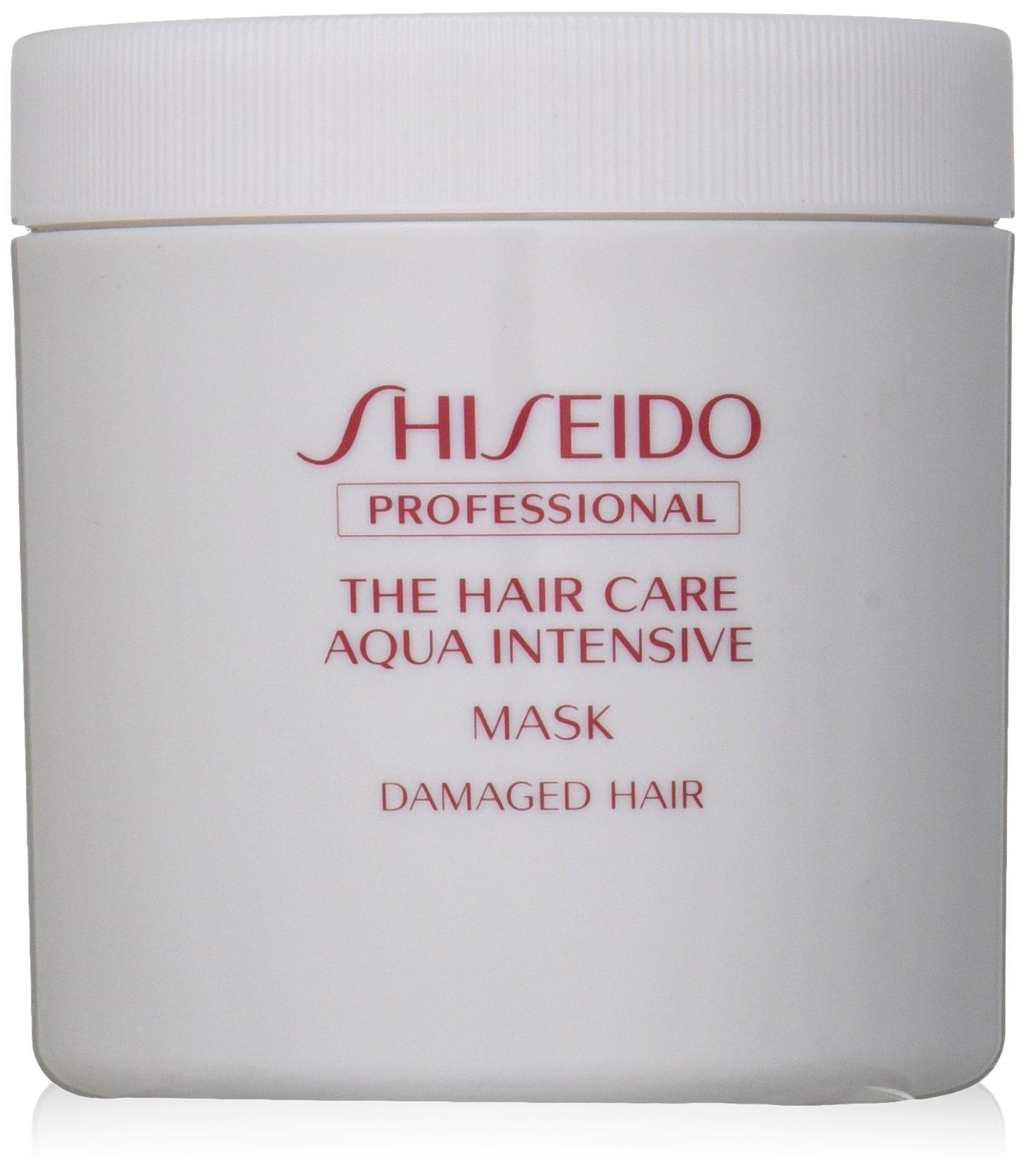 Shiseido The Hair Care Aqua Intensive Mask (Damaged Hair) 680g/23oz