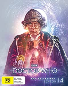 Doctor Who (1976): SEASON 14 (The Collection) [8 DISCS] (Blu-ray)