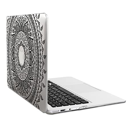 kwmobile Funda para Apple MacBook Air 13(2011-mediados de 2018) Case Protector Duro para Laptop: Amazon.es: Electrónica