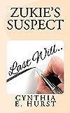 Zukie's Suspect (Zukie Merlino Mysteries Book 3)
