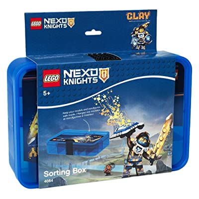 LEGO 40841734 Nexo Knights Sorting Box Blue: Room Copenhagen: Kitchen & Dining