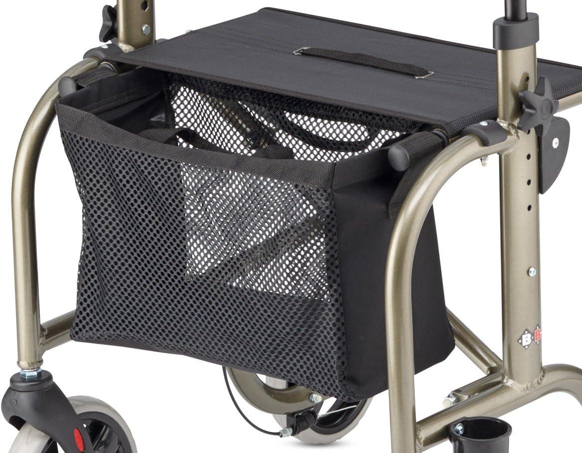 Amazon.com: RL-Smart - Andador ligero con ruedas, plegable ...
