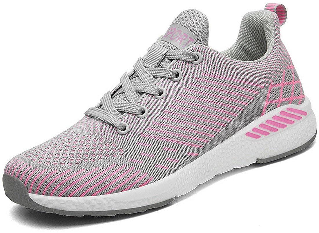 JOOMRA Mixte Adulte poids léger Chaussures Mode de jogging 6 couleurs