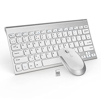 d806fb2b943 Jelly Comb Wireless Rechargeable Keyboard Mouse Combo QWERTY UK Layout  (mouse NOT rechargeable) KUS009