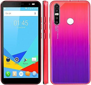 3G Telefonos Moviles, 5.5 Pulgadas Android 7,0 Smartphone Telefono ...