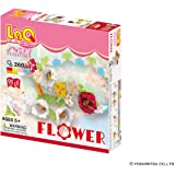 LaQ Sweet Collection Flower - 11 Models, 260 Pieces - Creative Construction Toy