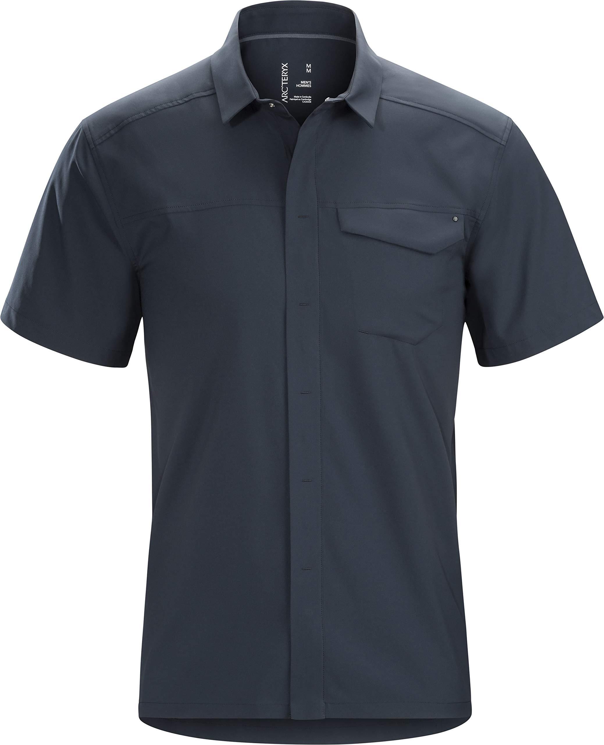 Arc'teryx Skyline SS Shirt Men's (Tui, Small)