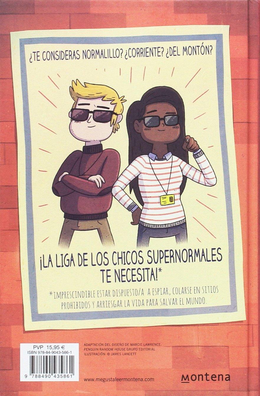 La Liga de los Chicos Super Normales