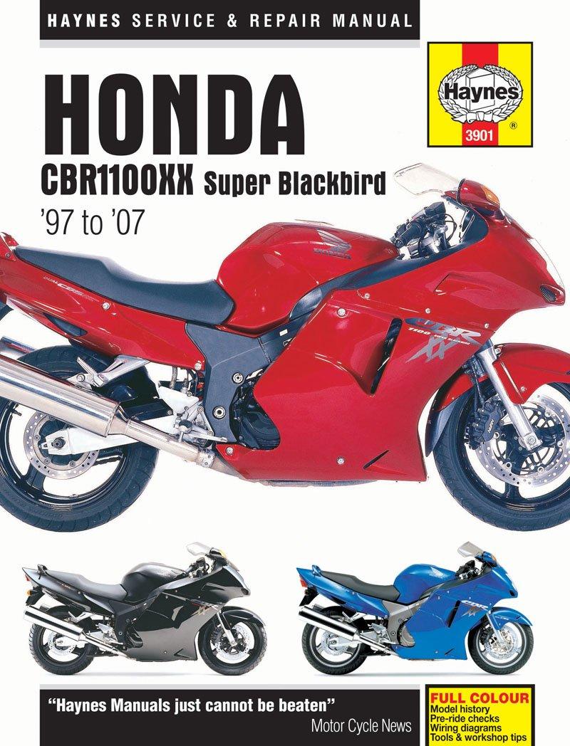 Honda CBR 1100 1100XX Repair Manual Haynes Service Manual Workshop Manual 1997-2007 Haynes Publishing