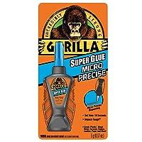 Deals on Gorilla Micro Precise Super Glue 6770002 5-g