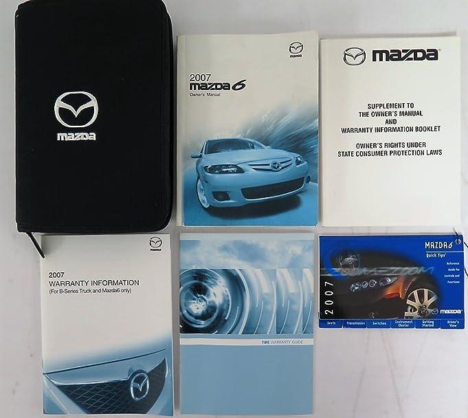 Amazon 2007 mazda 6 owners manual mazda automotive publicscrutiny Choice Image