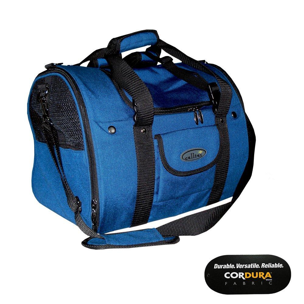 Celltei Backpack-o-Pet - Cordura Blue - Medium Size by Celltei