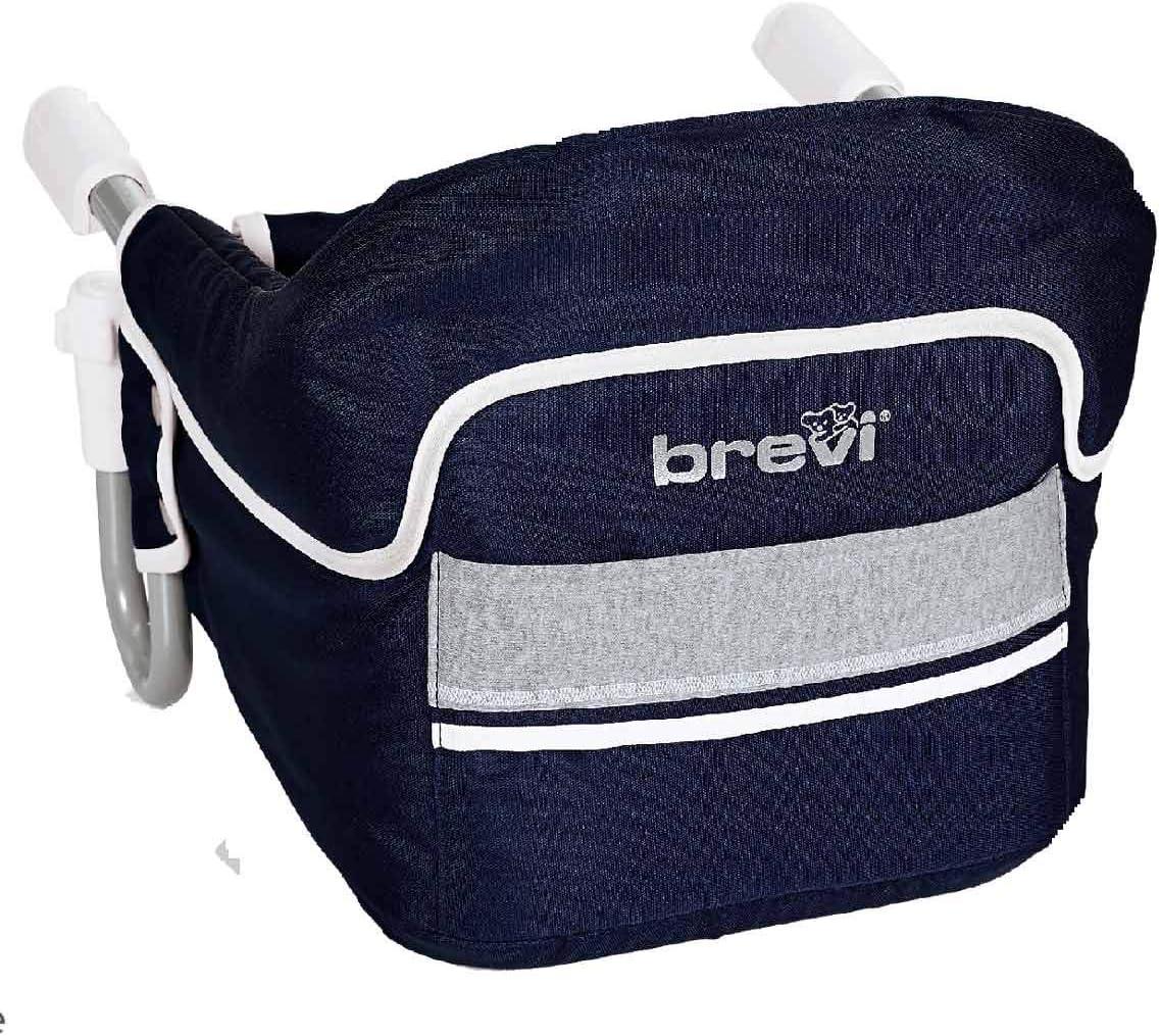 Brevi 855NEW-501 Dinette New Blue Seggiolino
