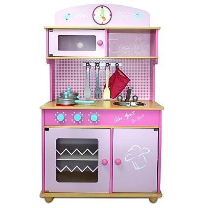Froggy cucina giocattolo per bambina bambini bimbi cucina gioco ...
