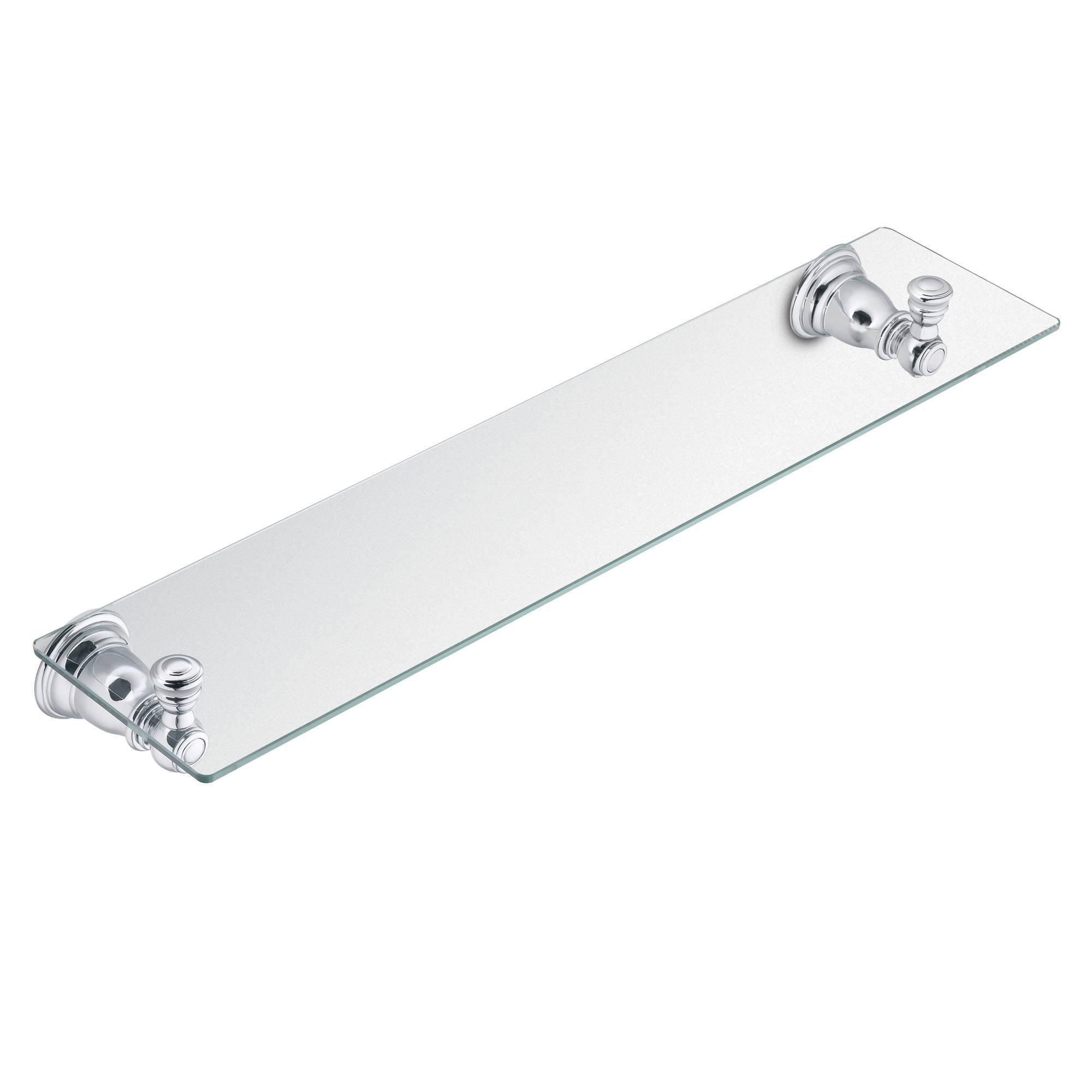 Moen YB5490CH Kingsley Vanity Shelf, Chrome