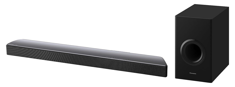 Panasonic SC-HTB688 Altavoz soundbar 3.1 Canales 300 W Negro Inalámbrico y alámbrico - Barra de Sonido (3.1 Canales, 300 W, DTS Digital Surround,Dolby Digital, 60 W, 6 Ω, 10%)