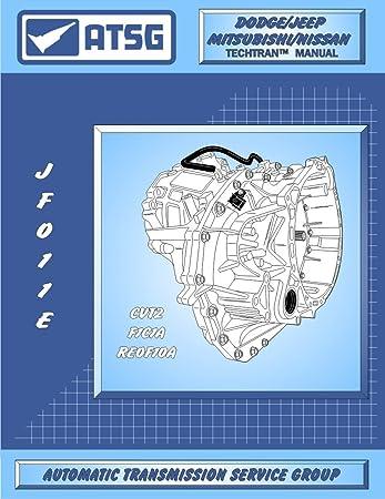 Amazon atsg jatco jf011e cvt automatic transmission repair atsg jatco jf011e cvt automatic transmission repair manual f4a51 cvt2 re0f10a transmission best publicscrutiny Image collections